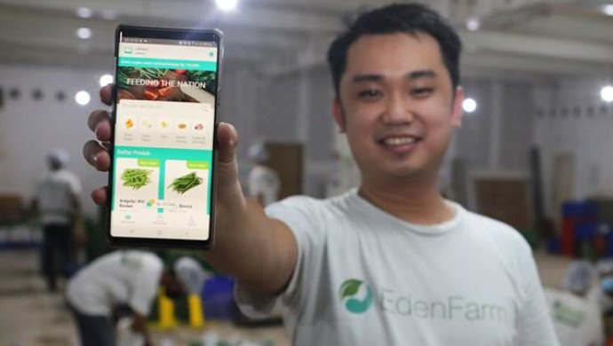 Eden Farm raises pre-Series A to connect farmers, communities with F&B biz in Indonesia
